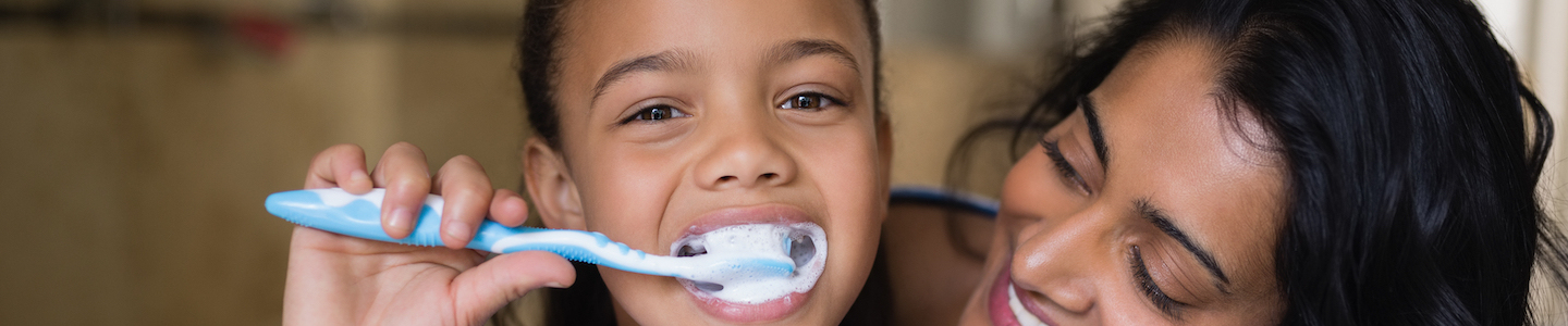 Dental care for kids – and their parents